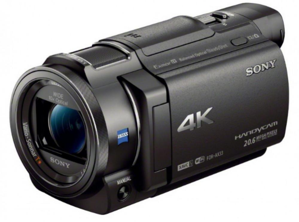 Sony SONY FDR-AX33