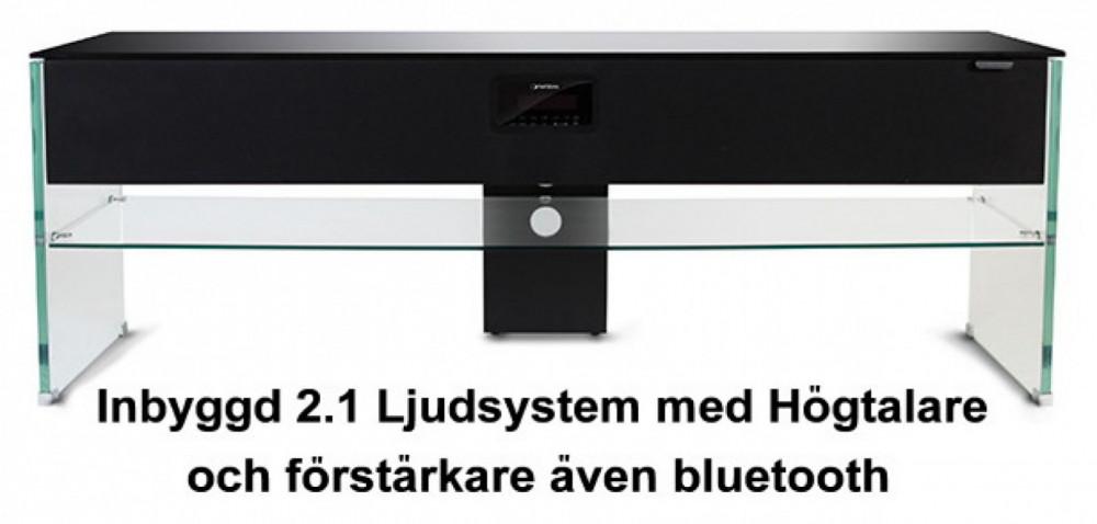 Norstone NORSTONE Scala tv-möbel inbyggd ljudsystem
