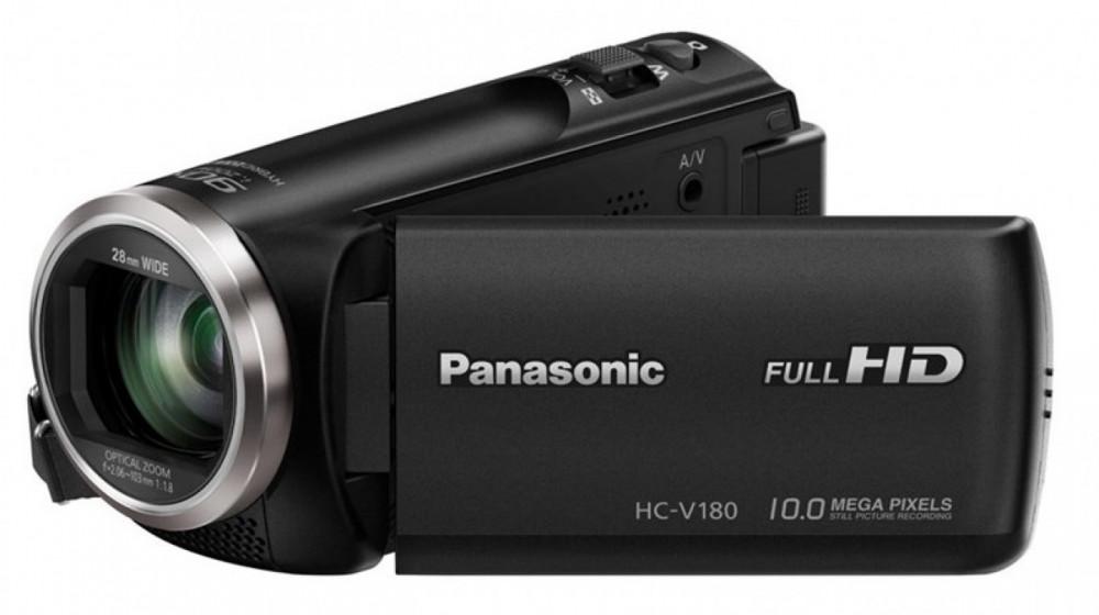 Panasonic PANASONIC HC-V180EG-K
