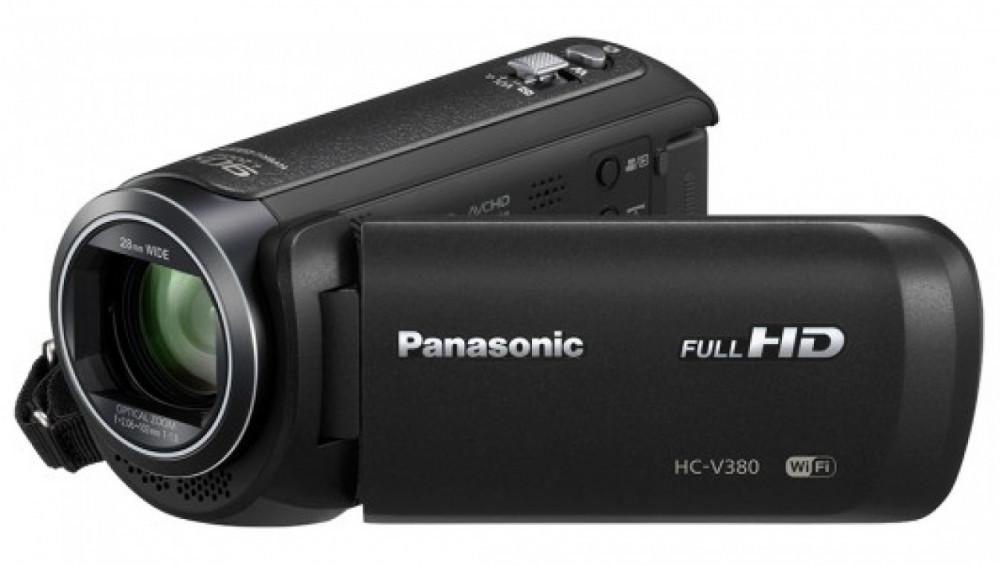 Panasonic PANASONIC HC-V380EG-K
