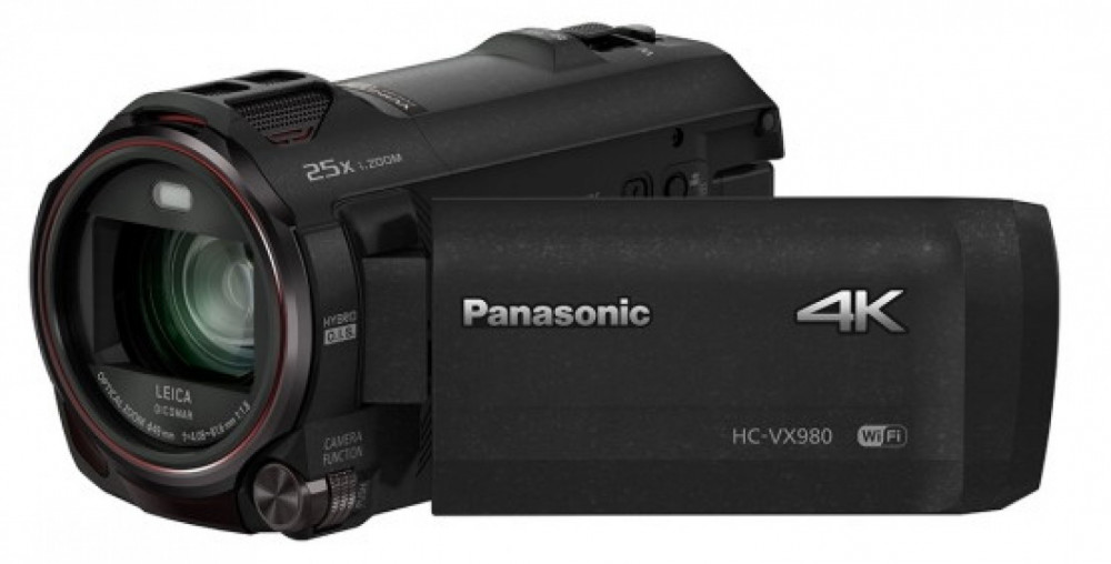 Panasonic PANASONIC HC-VX980EG-K
