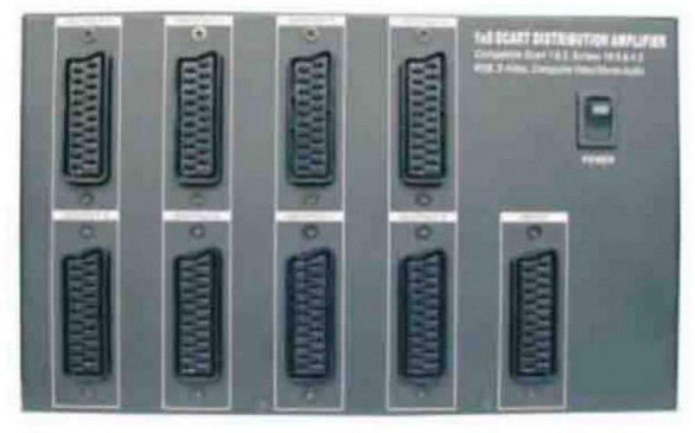Övriga SCART Splitter 8