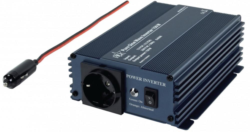 HQ HQ Pure-150-12 volt Ren sinusvåg 12volt-230volt konverter