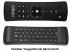 Minix MINIX A2 Lite Fjärrkontroll med tangentbord