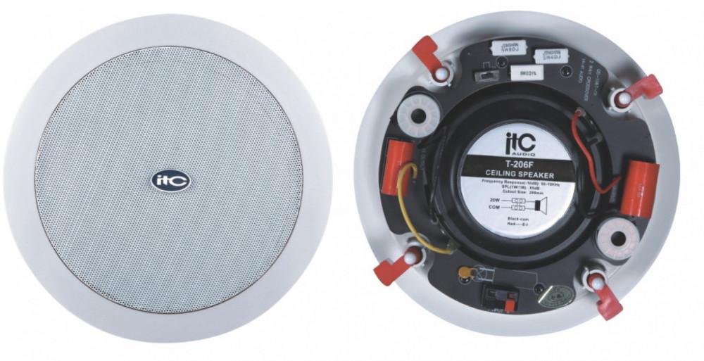 ITC Audio ITC T-208F 8