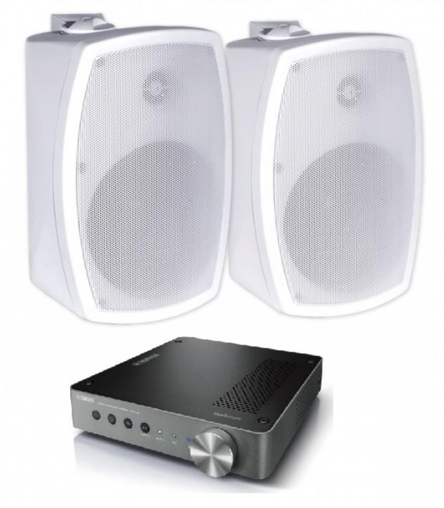 Yamaha WiFi Music-Cast Utomhus Kit 5.1/4