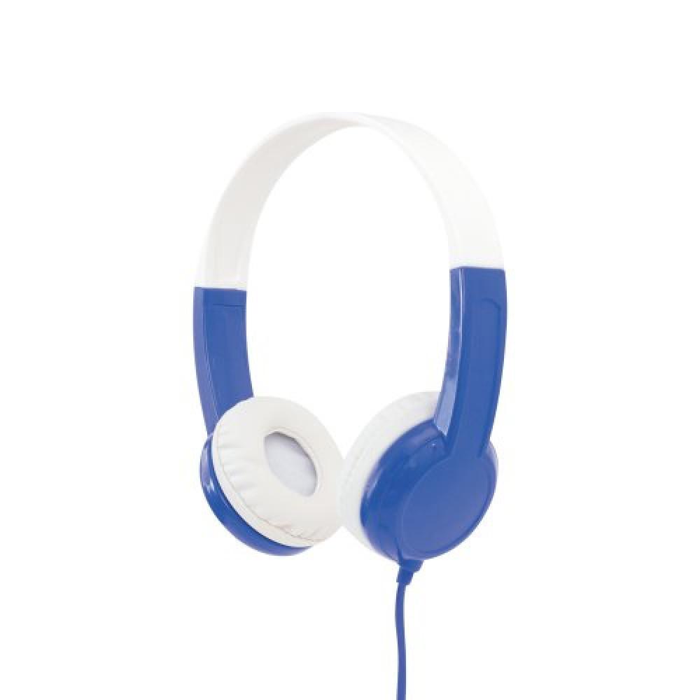 BuddyPhones BUDDYPHONES Kids Standard Headphones Blå