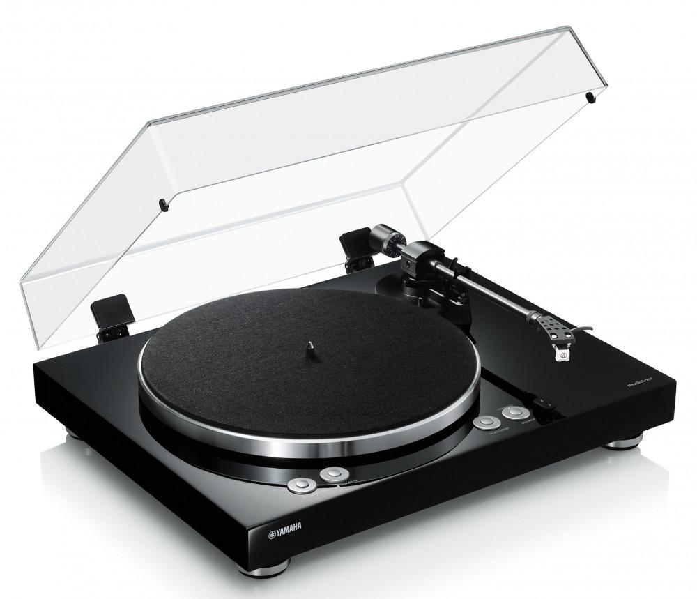 Yamaha MusicCast Vinyl 500 TT-N503 Svart