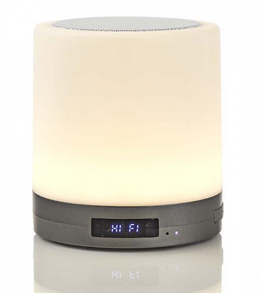Nedis WiFi Light Speaker SPWI-5510GY