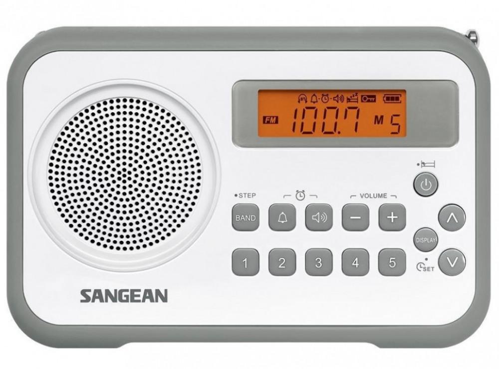 Sangean SANGEAN PR-D18 Grå