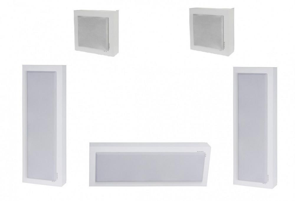 DLS Flatbox XL 5.0 Högtalarsystem
