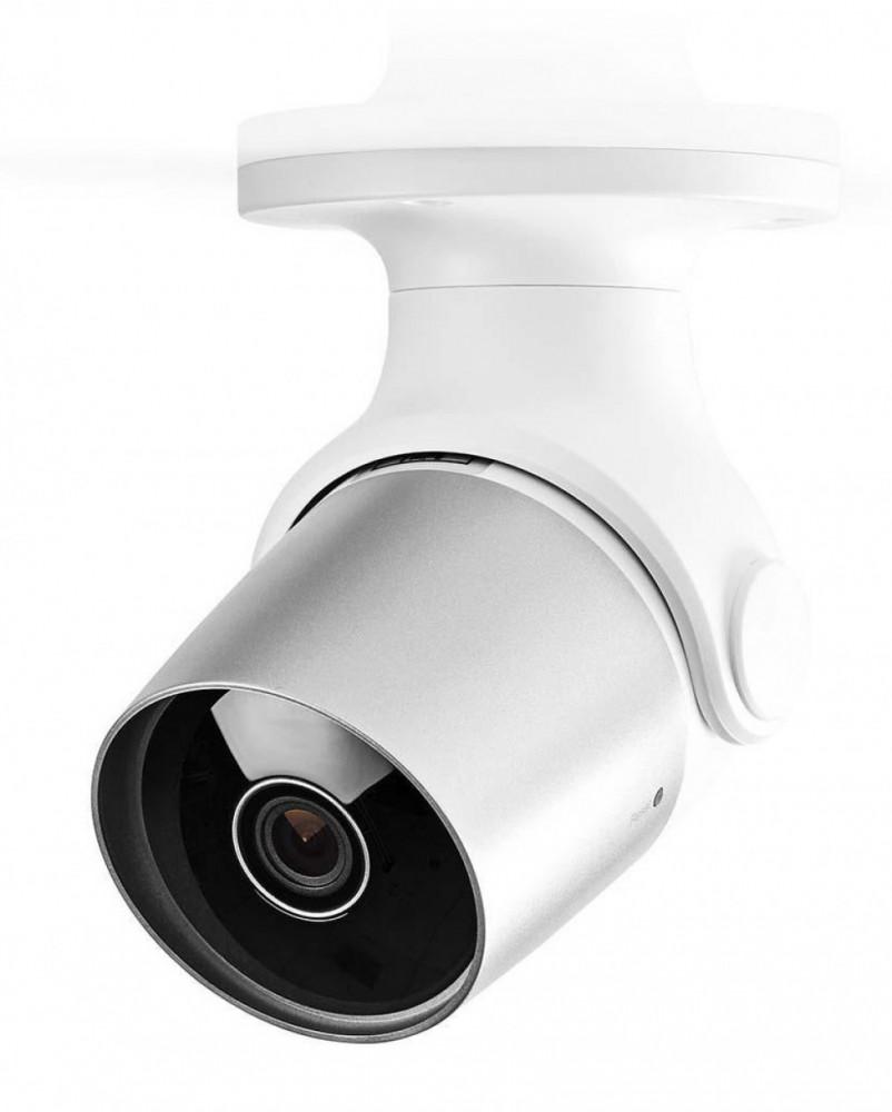 Nedis Utomhus Kamera Smart-IP WiFi