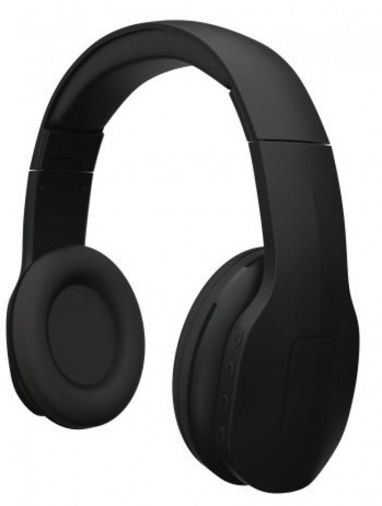 Qnect Trådlösa Bluetooth On-Ear Hörlurar Q04