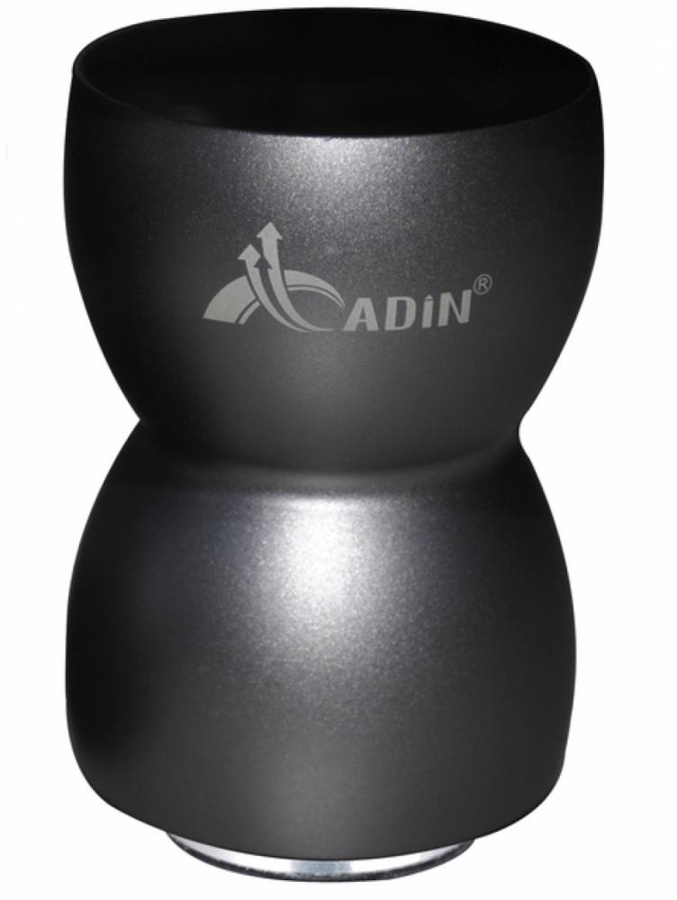 Adin BTKK Bluetooth Vibrations Högtalare Silver