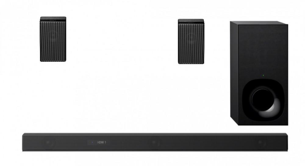 Sony HT-ZF9 inkl 2st Trådlösa Bak Surround Högtalare