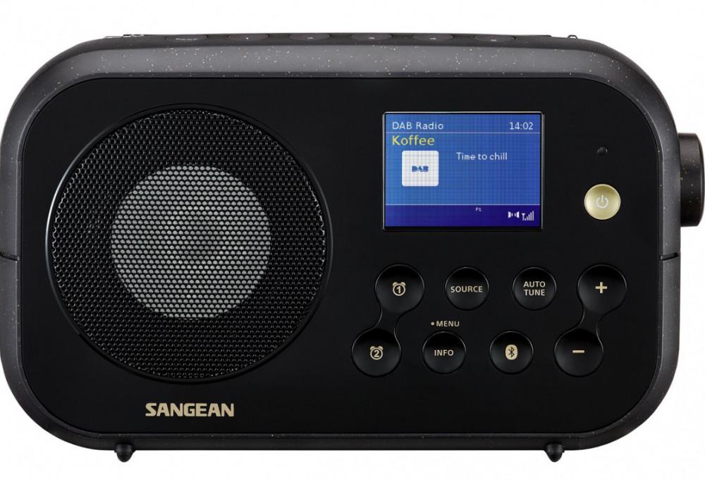 Sangean Traveller 420 (DPR-42BT) Svart