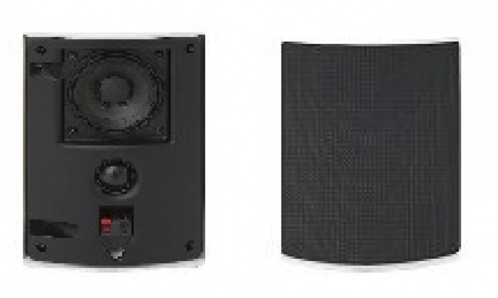Cornered Audio Dolby Atmos Speaker Svart