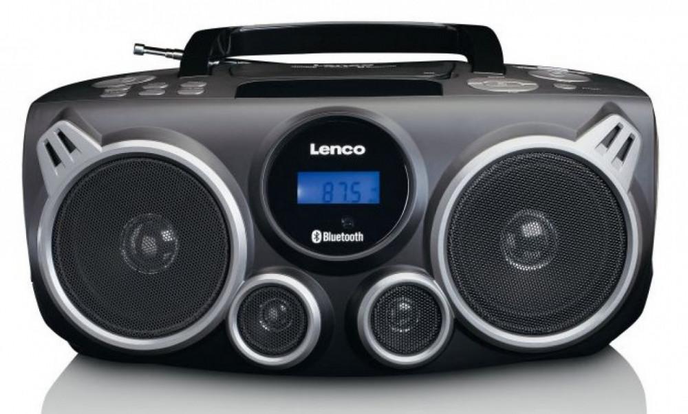 Lenco SCD-100BK