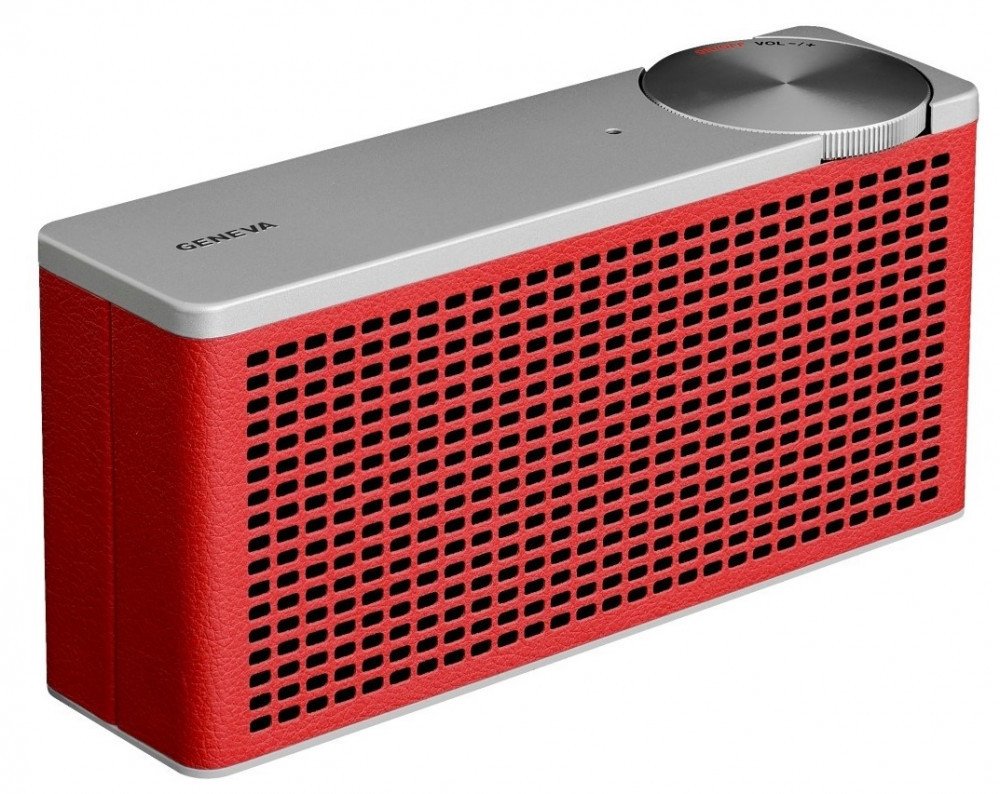 Geneva Touring XS Bluetooth Röd