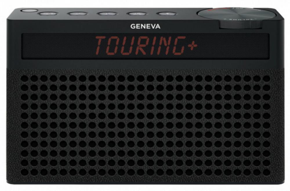 Geneva Touring/S+ Svart