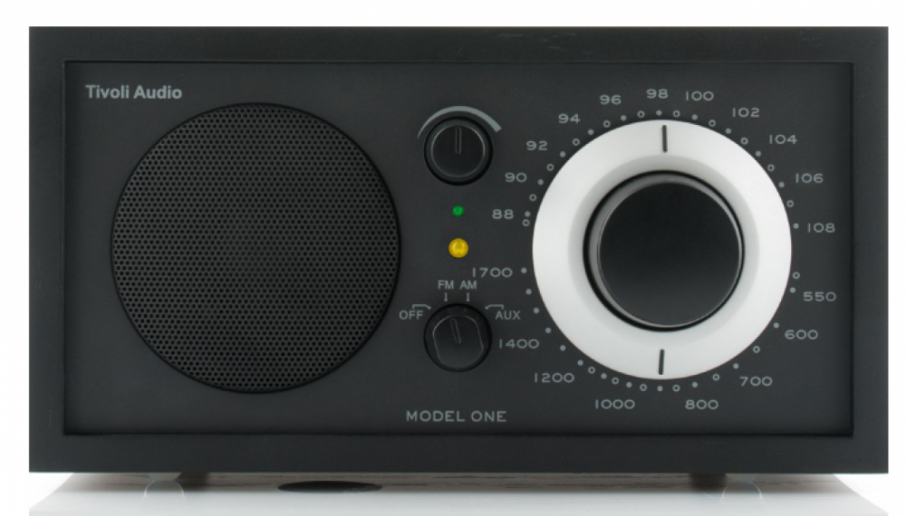Tivoli Audio Model One Helt Svart
