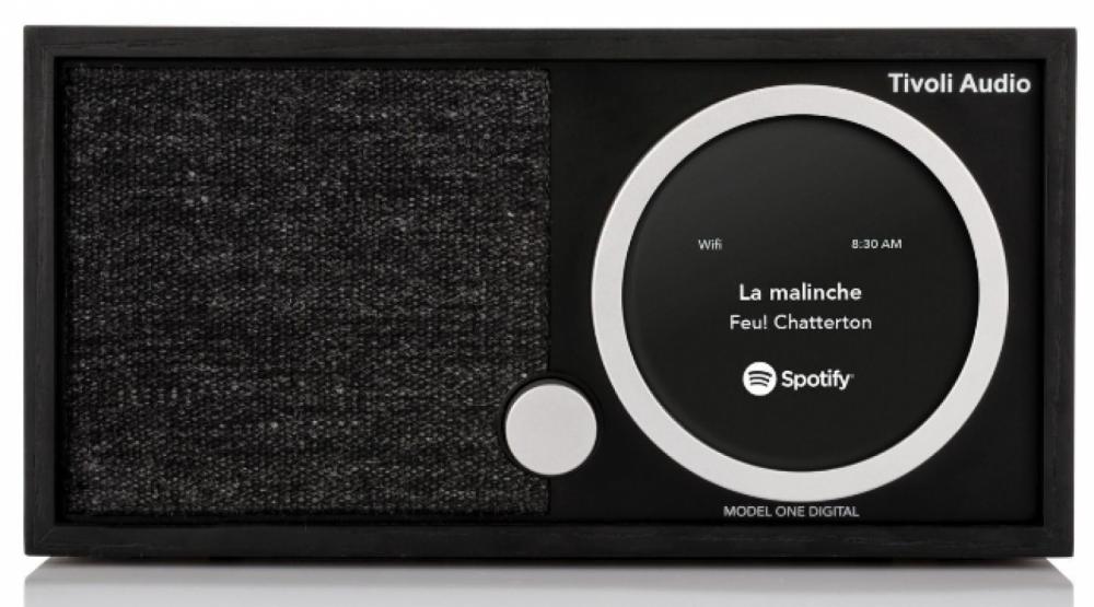 Tivoli Audio Model One Digital + Svart