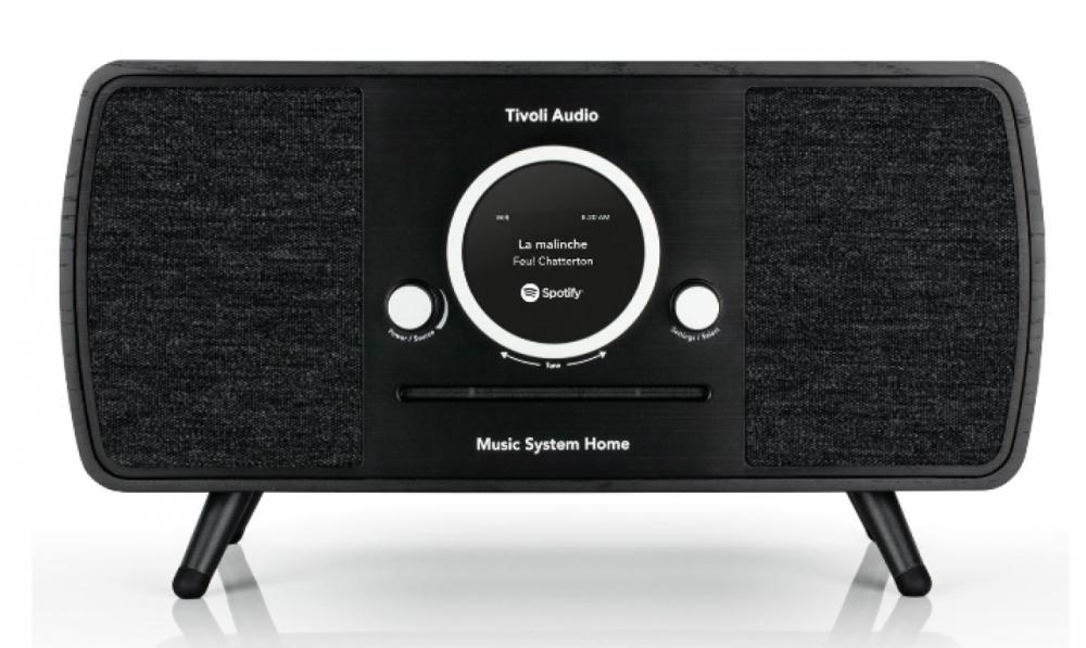 Tivoli Audio Music System Home Svart