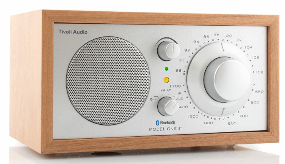 Tivoli Audio Model One BT Körsbär Trä
