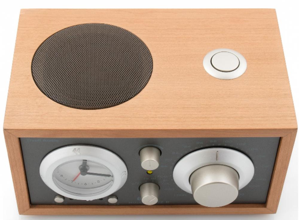 Tivoli Audio Model Three BT Körsbär Trä