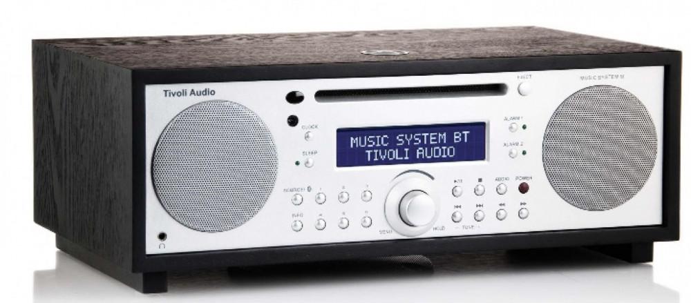 Tivoli Audio Music System BT Svart