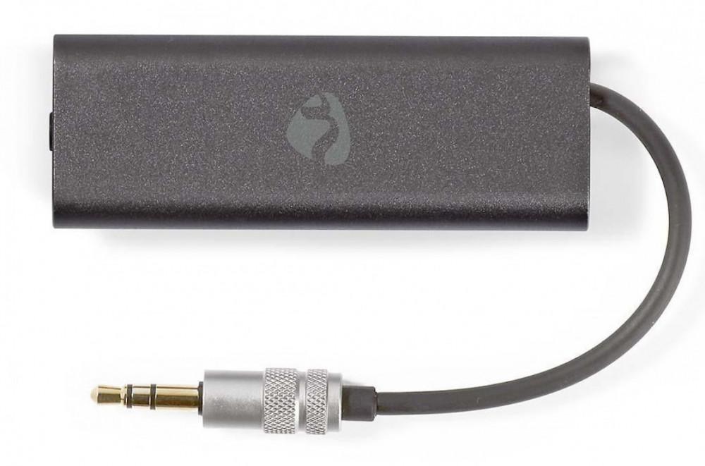 Nedis DAC Förstärkare För hörlurar laddbar HPDA100GY