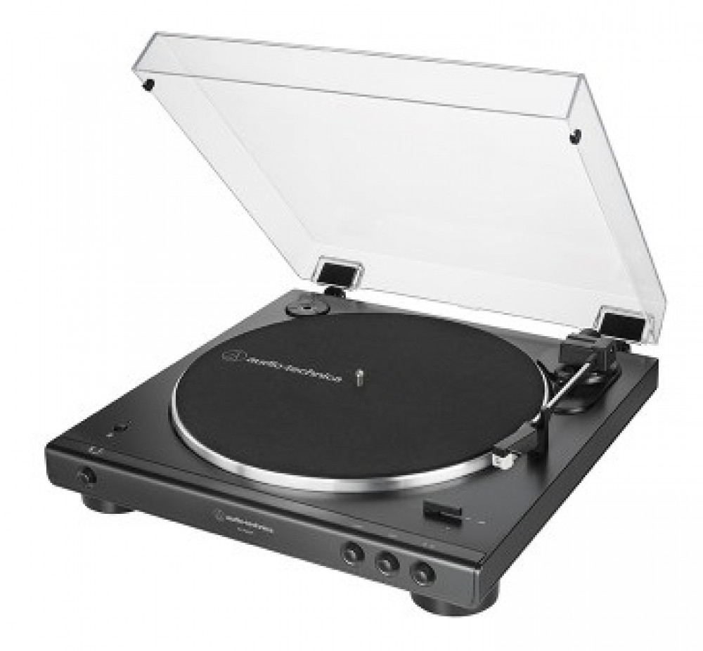 Audio-Technica AT-LP60XBT Bluetooth svart