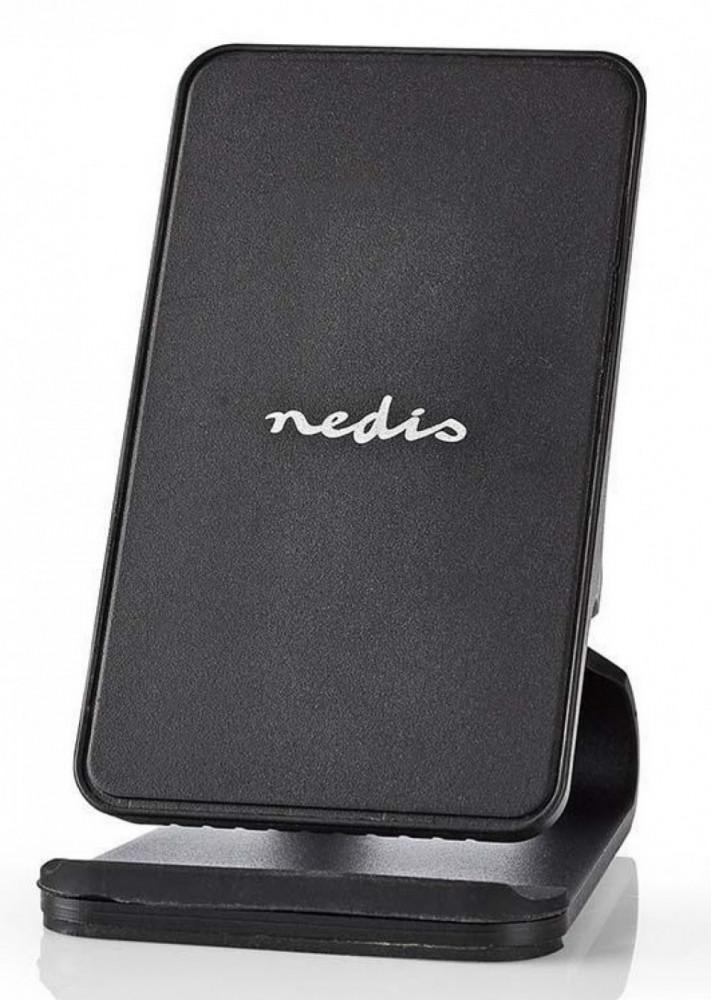 Nedis Trådlös Desktop Smart-Phone batteriladdare WSDSDS10WiBK