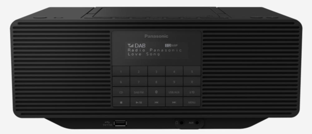 Panasonic RX-D70BT