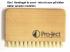 Pro-Ject VC-S Brush - Vinylskiv rengöringsborste