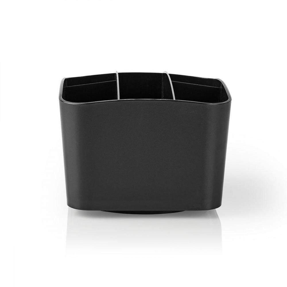 Nedis Fjärrkontroll Hållare Roterbar 360 grader - 5st fack svart