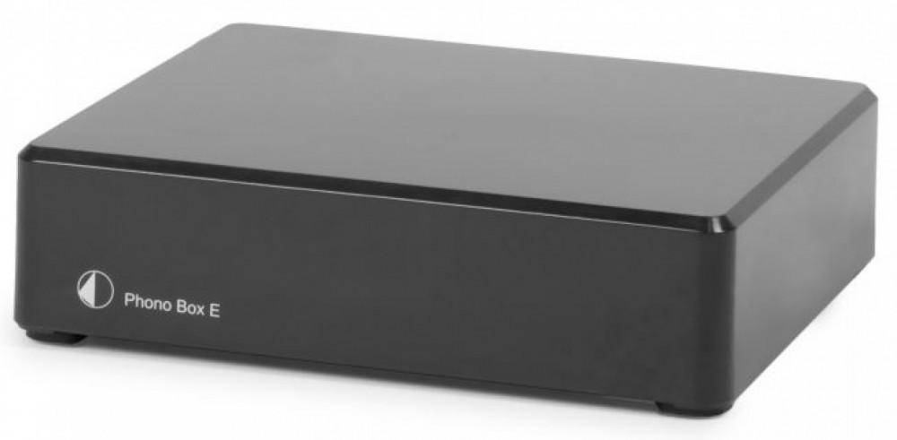 Pro-Ject Phono Box E  Svart