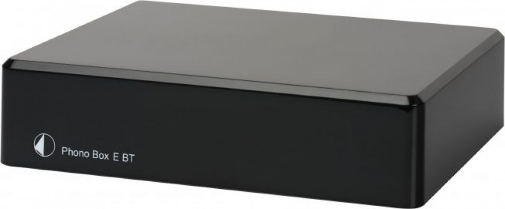 Pro-Ject Phono Box E Bluetooth Svart