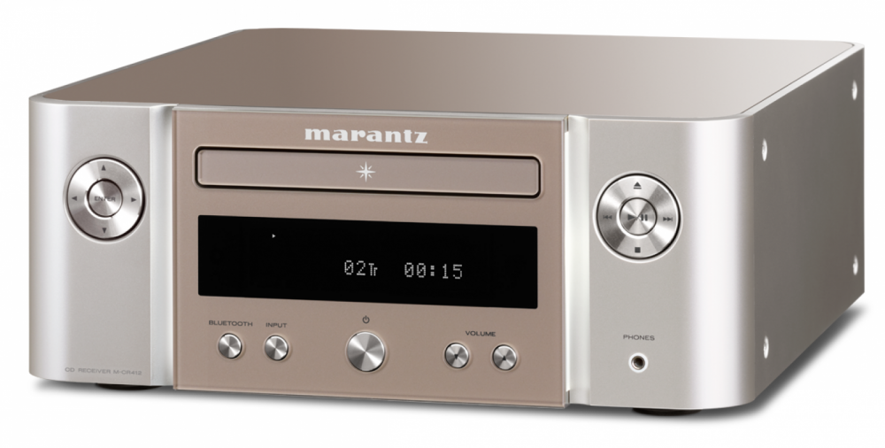 Marantz M-CR412 Silver (Guldnyans)