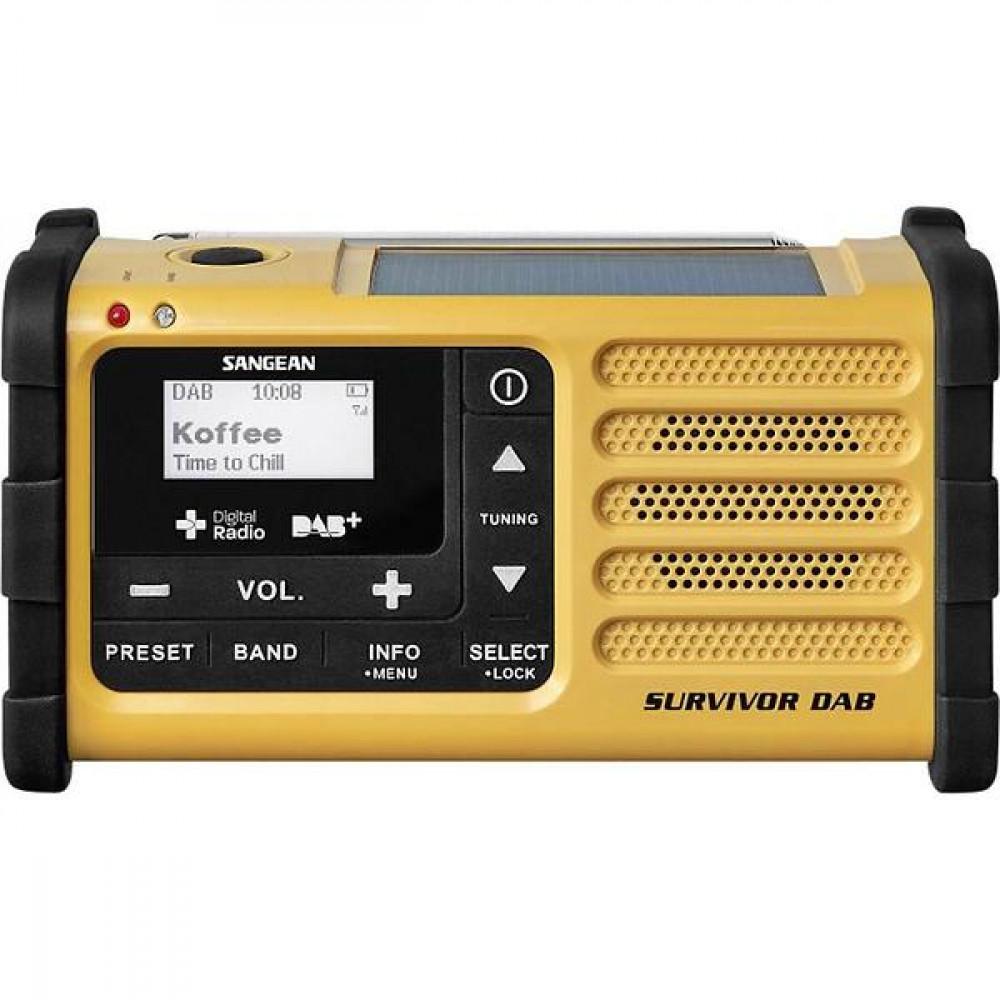 Sangean MMR-88 DAB (Survivor DAB Radio)