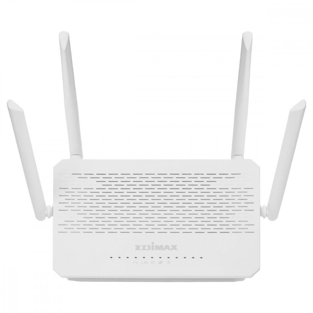 Edimax AC 1200 Dual-Band Router med USB Port
