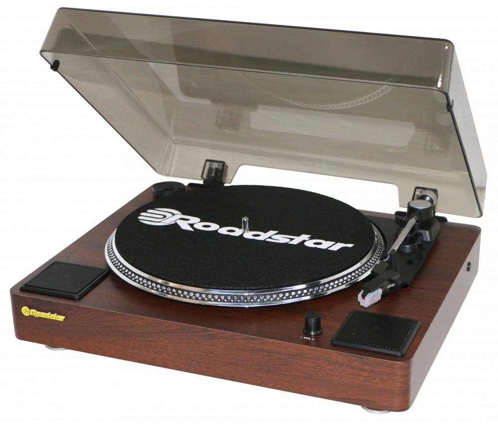 Roadstar TT-260-SPK Vinylspelare