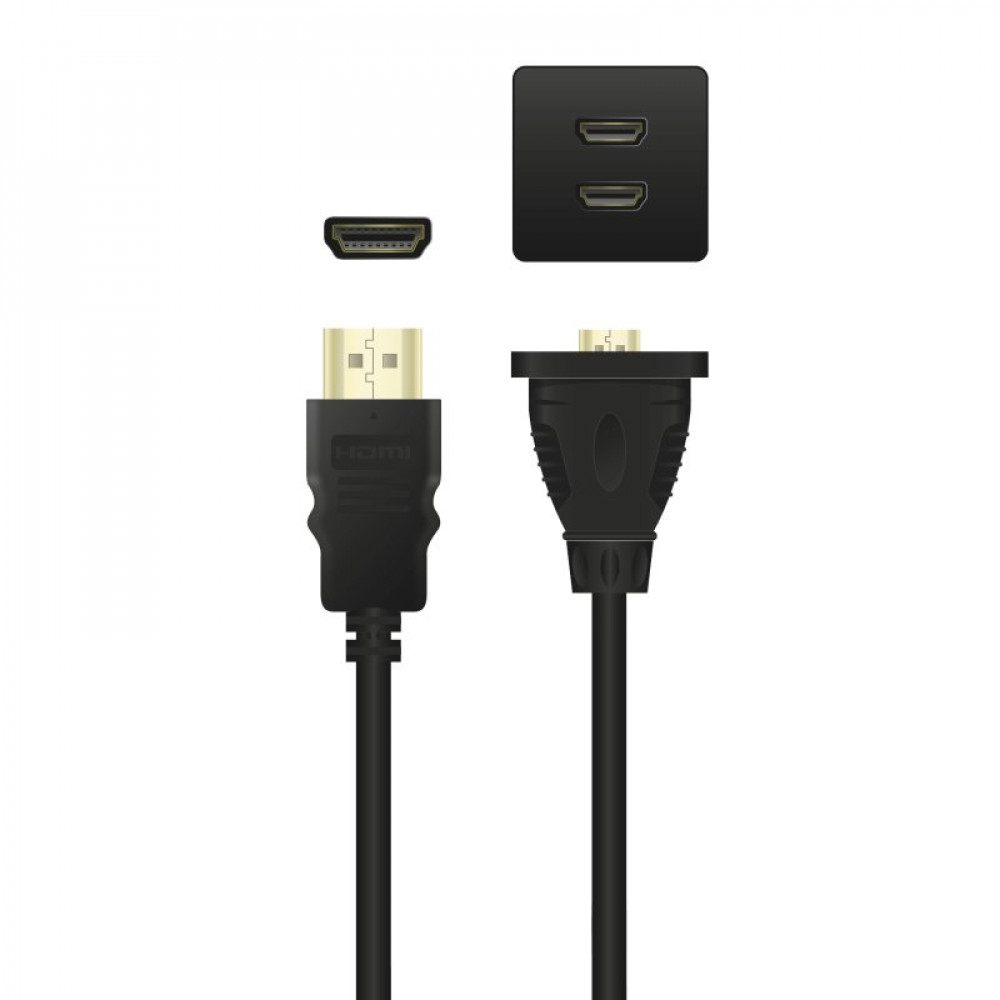 Qnect HDMI 2-1 Adapter