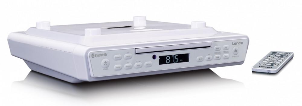Lenco KCR-150 köksradio/CD/Bluetooth