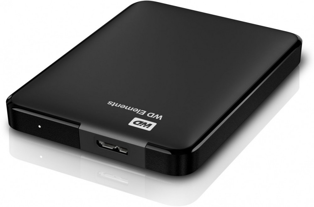 WD - Western Digital 1 TB 2.5