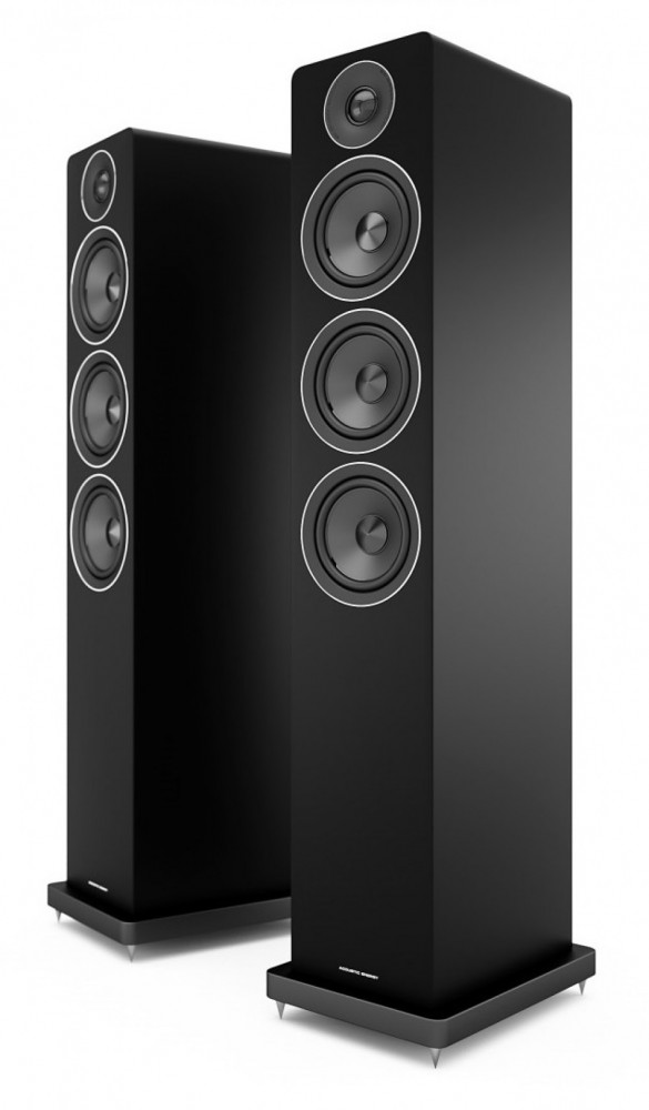 Acoustic Energy AE120 Svart