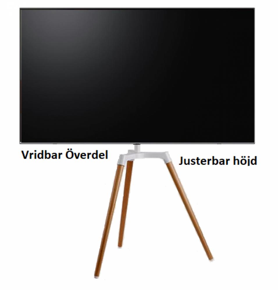 Samsung Q55 inkl designat Tavel staffli golvställ