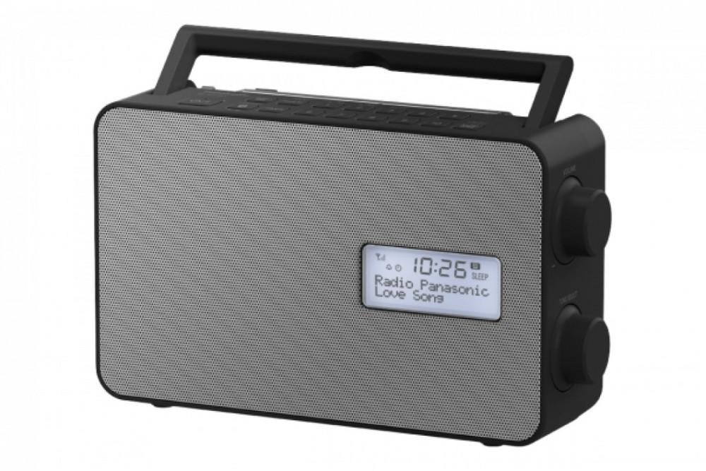 Panasonic RF-D30BT - Bluetooth/Radio Svart