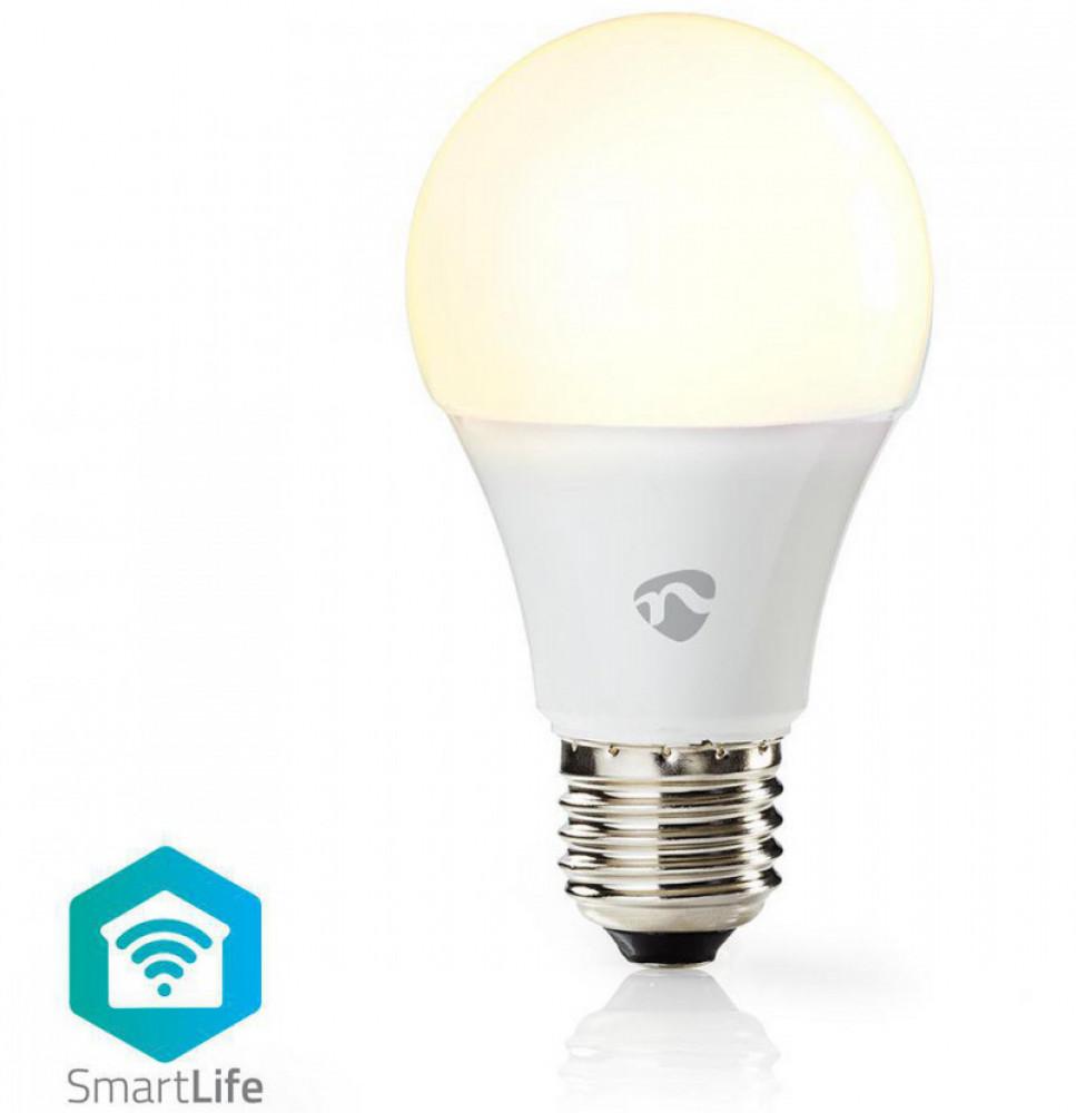 Nedis WiFi Smart-Hem Lampa E27