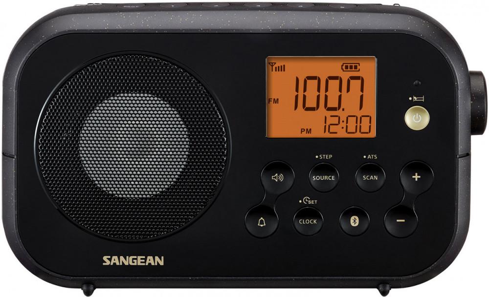 Sangean Traveller 120 (PR-D12BT) Svart